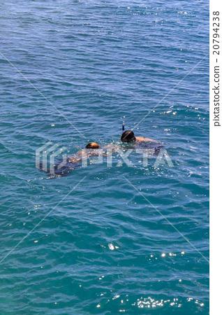 Snorkeling 20794238
