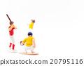 Baseball boy: Kids playing baseball 20795116