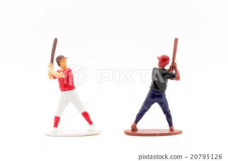 Baseball Bat Fighting 20795126