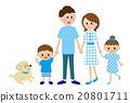 家庭 家族 家人 20801711
