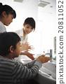 男孩 預防 殺菌 20811052