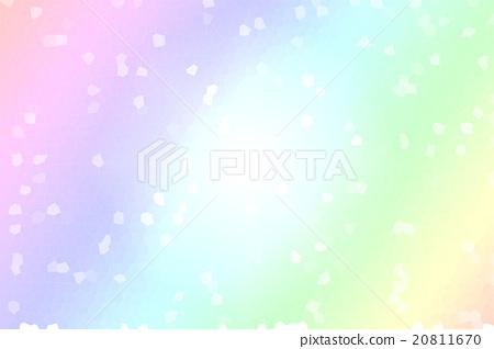 Rainbow-colored 20811670