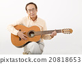 民謠吉他 吉他 吉他手 20818653