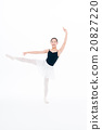 ballet, girl, young 20827220