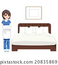 Hotel Bedroom Cleaning Service 20835869