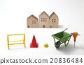 房屋 房子 住宅的 20836484