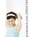 女性 體操 鍛鍊 20836784
