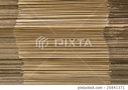 background of cardboard sheets 20841371