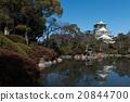 城堡 历史建筑 早春 20844700