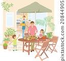 父母和小孩 親子 家庭 20844905