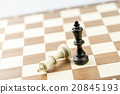 Chess figure, business concept strategy,  20845193