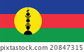 Standard Proportions New Caledonia Unofficial Flag 20847315