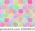 Background material girly feminine art spring color fashionable tile pattern background illustration tile pattern cute 20848614