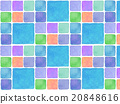 Cool pattern cold background material cute modern pattern background illustration illustration texture summer tile 20848616
