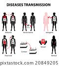 disease transmission 20849205