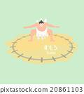 Sumo wrestling in Japan 20861103
