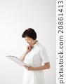 護士 人 人物 20861413