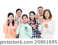 家庭(智能手機) 20861695