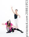 ballet, hip, hop 20861953