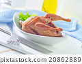 baked quail 20862889