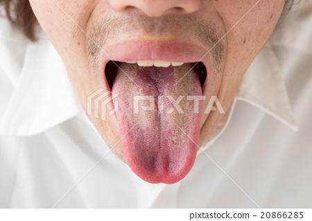 舌頭 20866285