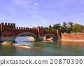 Castel Vecchio Bridge, Verona 20870396