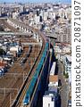 子彈火車 市容 城市景觀 20871097