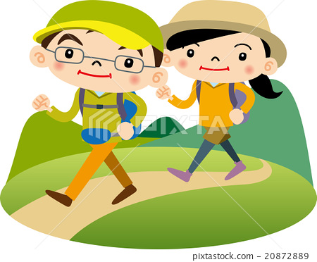 hiking 20872889