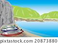 해변의 풍경 20873880
