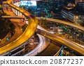 Bangkok Interchange, transportation scene 20877237