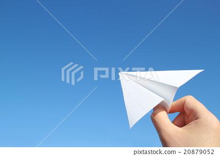 종이 비행기와 푸른 하늘 # 2 20879052
