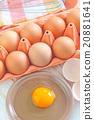 raw eggs 20881641
