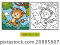 background, vector, illustration 20885607