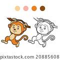 vector, color, page 20885608