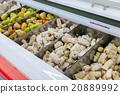 Sale of frozen convenience foods  20889992
