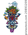 Totem for real riders  20893209