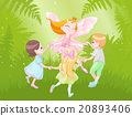 Fairy and Children 20893406