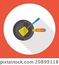 pan flat icon 20899118