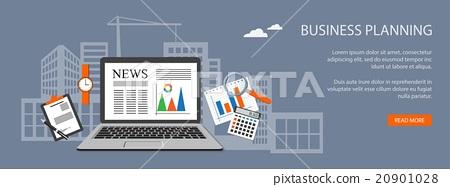 design for website of business planning 20901028