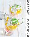 fresh salad 20901366