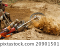 Motocross crash 20901501