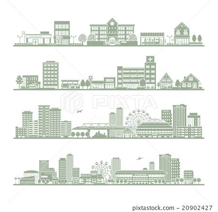 อาคาร,เมือง,รถไฟ 20902427