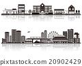 อาคาร,เมือง,วิวเมือง 20902429
