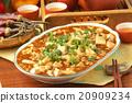 Mapo tofu 20909234