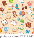 Hobby And Handicraft Pattern 20912541
