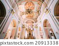 Detail of Interior Cathedral of Saint Virgin Mary 20913338