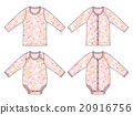 4fe1c2ec9f198 婴儿,连裤,设计绘画模板 可爱的小花无缝图案20916756