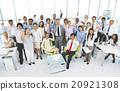 Business People Achievement Success Meeting Team Concept 20921308