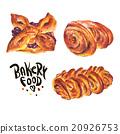 bakery, bread, set 20926753