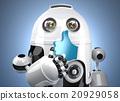 机器人 喜欢 符号 20929058
